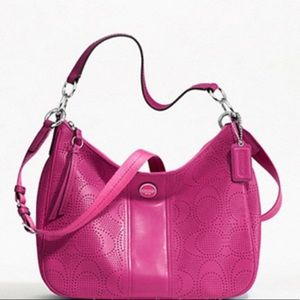 Coach Handbag (hobo/crossbody)